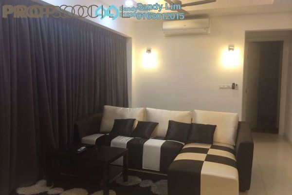 For Rent Condominium at Surian Residences, Mutiara Damansara Freehold Fully Furnished 4R/4B 3.7k