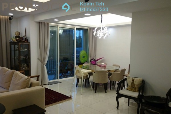 For Sale Condominium at Kiaramas Ayuria, Mont Kiara Freehold Semi Furnished 3R/3B 1.6m