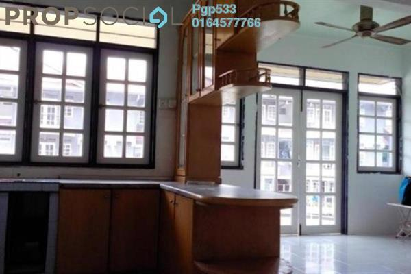 For Sale Apartment at Mutiara Perdana 1, Sungai Ara Freehold Semi Furnished 3R/2B 260k