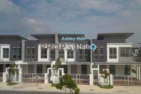 For Sale Terrace at Paloma, Bandar Bukit Raja Freehold Semi Furnished 4R/3B 838k