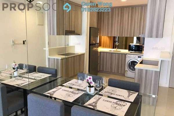 For Rent Serviced Residence at Nadi Bangsar, Bangsar Freehold Fully Furnished 2R/1B 4k