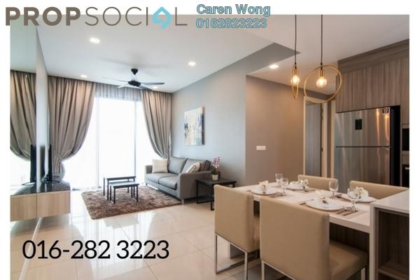 For Rent Serviced Residence at Nadi Bangsar, Bangsar Freehold Fully Furnished 2R/2B 5k