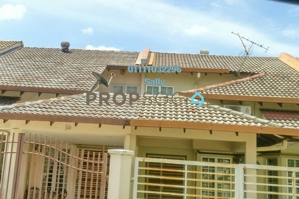 For Sale Terrace at USJ 11, UEP Subang Jaya Freehold Semi Furnished 3R/2B 695k