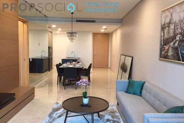 For Rent Condominium at DC Residency, Damansara Heights Freehold Fully Furnished 2R/2B 6.6k