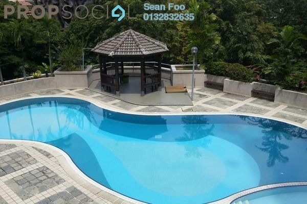 For Sale Condominium at Indah Villa, Bandar Sunway Freehold Semi Furnished 2R/2B 400k