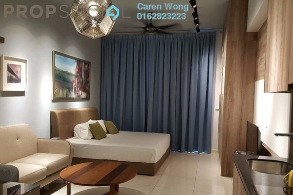 For Rent Condominium at Nadi Bangsar, Bangsar Freehold Fully Furnished 1R/1B 2.7k