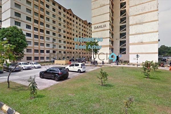 For Sale Apartment at Sri Tanjung Apartment, UEP Subang Jaya Freehold Unfurnished 3R/2B 179k