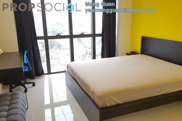For Rent Condominium at Icon City, Petaling Jaya Freehold Fully Furnished 1R/1B 1.7k