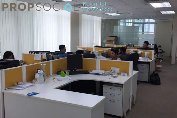 For Sale Office at Solaris Dutamas, Dutamas Freehold Semi Furnished 0R/0B 1.87m