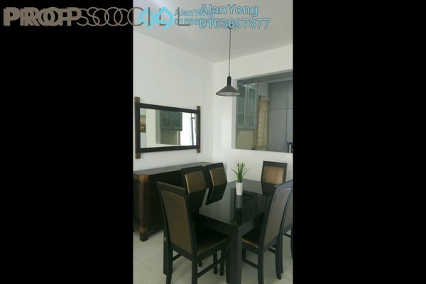 For Rent Condominium at The Tamarind, Sentul Freehold Fully Furnished 2R/2B 2k