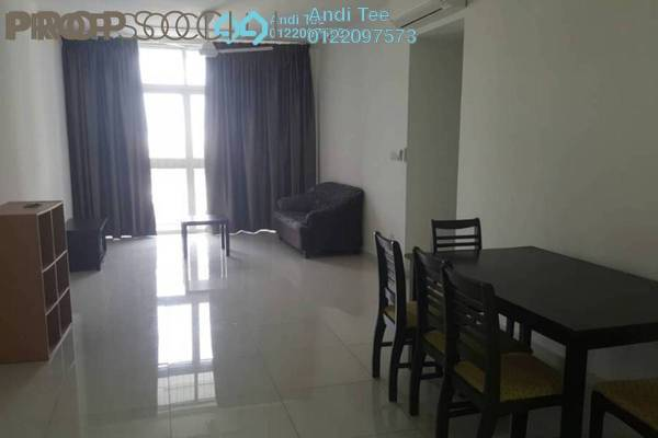 For Rent Condominium at Midfields 2, Sungai Besi Freehold Fully Furnished 3R/2B 2.2k