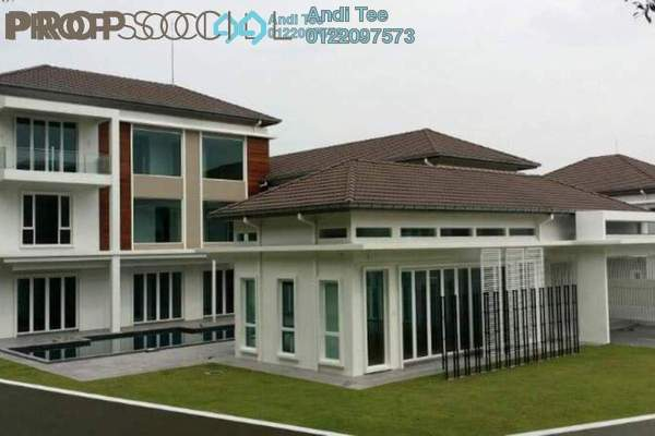 For Sale Bungalow at Masera Bukit Segar, Cheras Freehold Semi Furnished 8R/8B 12.5m