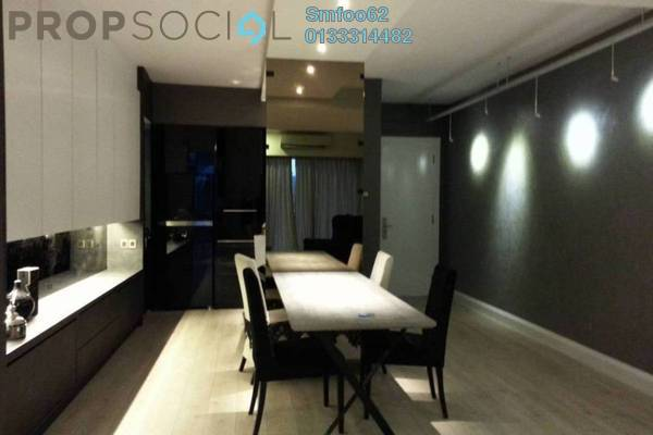 For Sale Condominium at 3 Residen, Melawati Freehold Fully Furnished 4R/3B 1.3m
