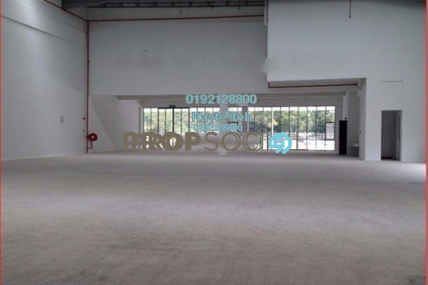 For Rent Office at Temasya Industrial Park, Temasya Glenmarie Freehold Unfurnished 0R/0B 215k