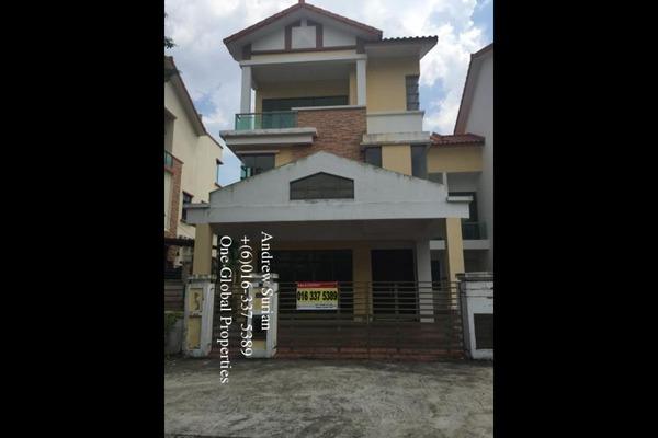 For Sale Semi-Detached at Taman Skudai Baru, Skudai Freehold Unfurnished 6R/5B 980k