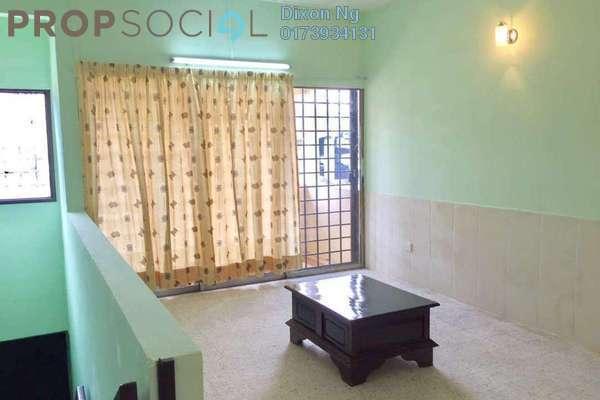 For Sale Townhouse at Pandan Indah, Pandan Indah Freehold Semi Furnished 3R/2B 440k