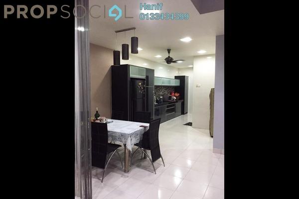 For Sale Terrace at Bandar Parklands, Klang Freehold Semi Furnished 4R/4B 660k