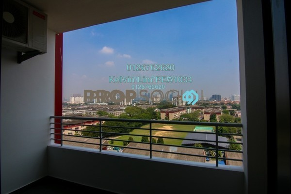 For Sale Condominium at Bayu @ Pandan Jaya, Pandan Indah Freehold Semi Furnished 3R/2B 550k