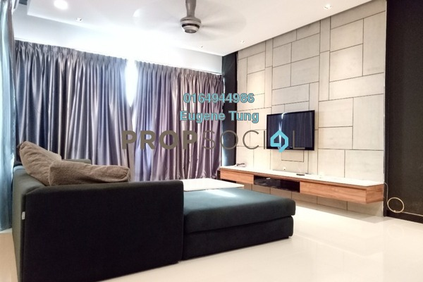 For Rent Condominium at BayStar, Bayan Indah Freehold Fully Furnished 4R/4B 5k