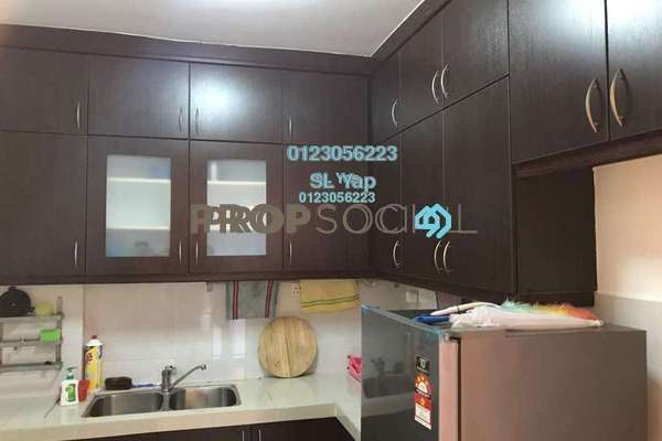 For Rent Apartment at Arena Green, Bukit Jalil Freehold Fully Furnished 3R/2B 1.5k
