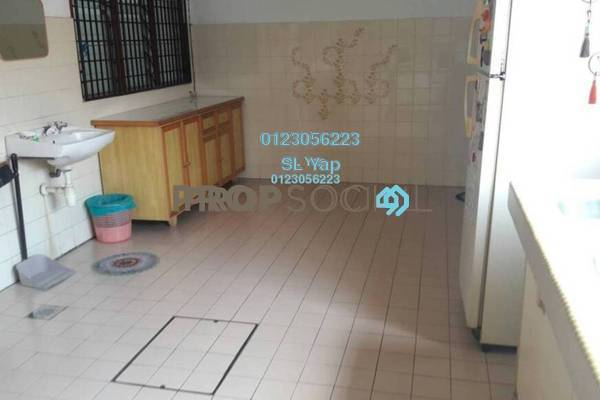 For Rent Terrace at Taman Midah, Cheras Freehold Semi Furnished 5R/3B 2k