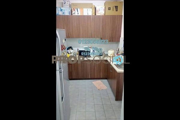For Sale Apartment at Arena Green, Bukit Jalil Freehold Semi Furnished 2R/2B 355k