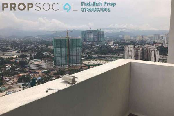 For Rent Condominium at Bayu Sentul, Sentul Freehold Semi Furnished 3R/2B 1.8k