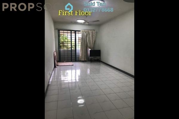 For Sale Apartment at SD Apartments, Bandar Sri Damansara Freehold Semi Furnished 3R/2B 375k