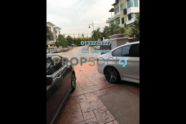 For Sale Semi-Detached at Jelutong Heights, Bukit Jelutong Freehold Fully Furnished 6R/6B 2.4m