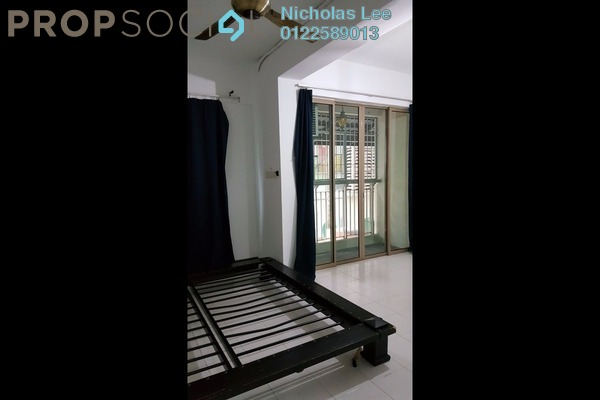 For Rent Condominium at Ritze Perdana 1, Damansara Perdana Freehold Fully Furnished 0R/1B 1.2k