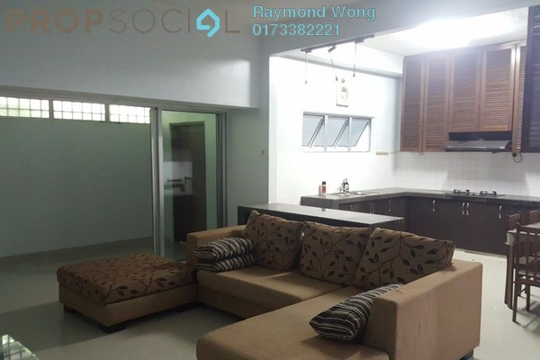 For Rent Apartment at Taman Hijau, Ukay Freehold Semi Furnished 2R/2B 1.4k