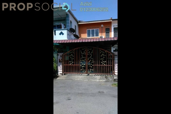 For Sale Terrace at Bandar Rinching, Semenyih Freehold Semi Furnished 3R/2B 330k
