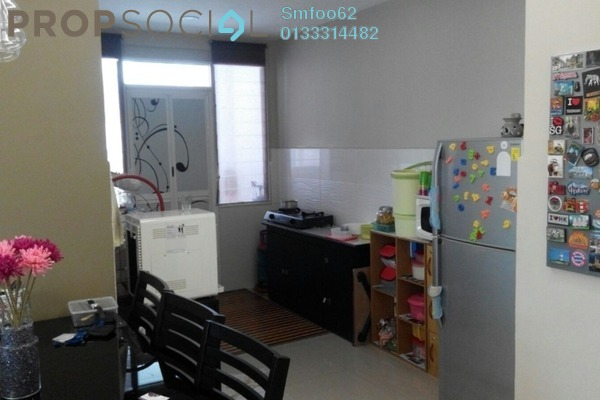 For Rent Condominium at Saville, Melawati Freehold Semi Furnished 4R/2B 2k