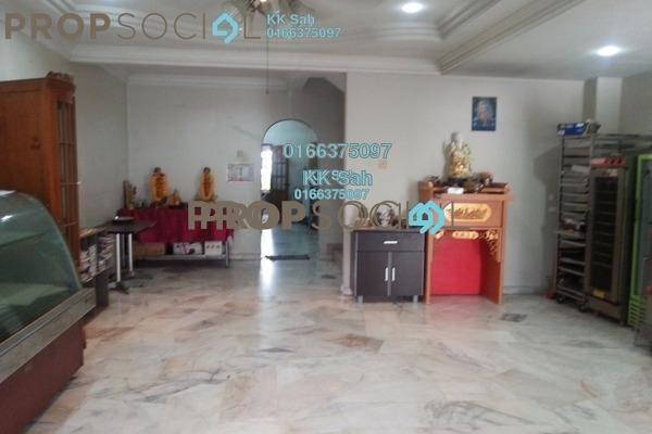 For Sale Link at Taman Yakin, Klang Freehold Semi Furnished 6R/3B 500k