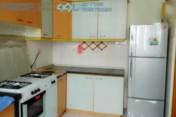 For Rent Condominium at Pearl Garden, Sungai Ara Freehold Fully Furnished 3R/2B 1.4k