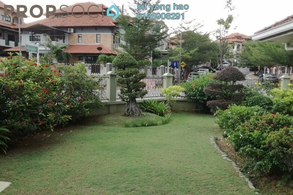 For Rent Terrace at Section 6, Shah Alam Freehold Semi Furnished 4R/3B 2.3k