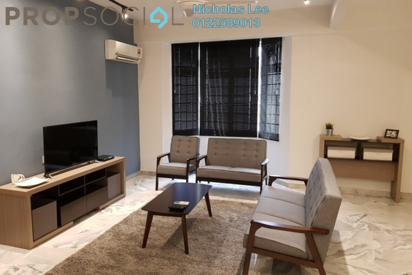 For Rent Apartment at Goodyear Court 10, UEP Subang Jaya Freehold Fully Furnished 3R/2B 1.8k