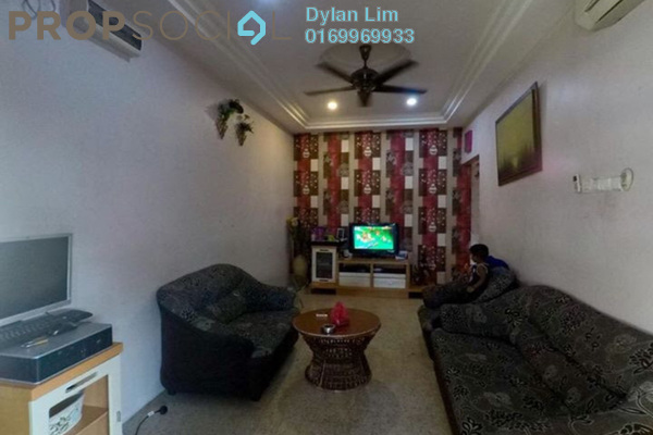 For Sale Terrace at Taman Chi Liung, Klang Freehold Semi Furnished 3R/2B 420k