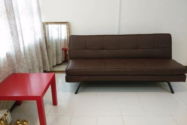 For Rent SoHo/Studio at Ritze Perdana 1, Damansara Perdana Freehold Fully Furnished 0R/1B 1.2k