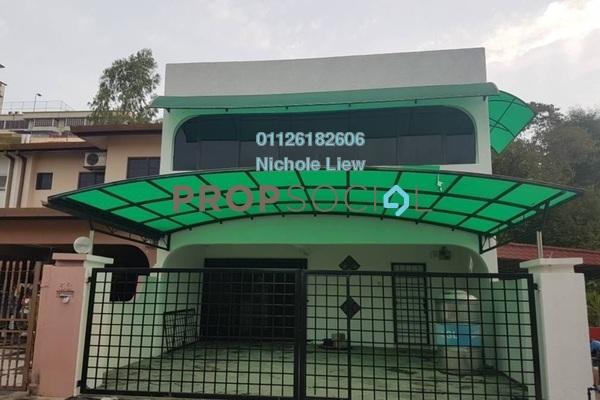For Sale Link at Taman Bukit Mewah, Kajang Freehold Fully Furnished 6R/4B 850k