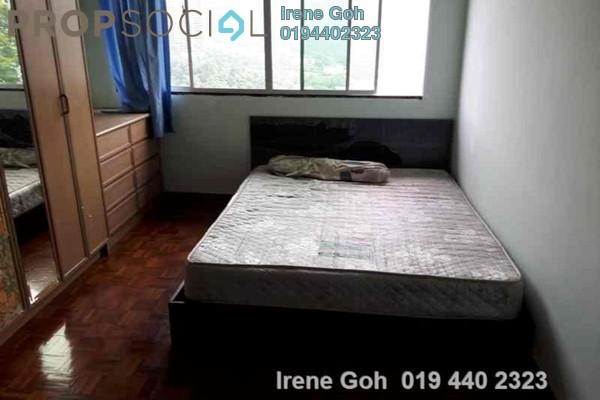For Rent Condominium at Pearl Hill, Tanjung Bungah Freehold Semi Furnished 3R/2B 1.2k