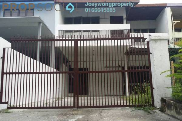 For Sale Terrace at Taman Paramount, Petaling Jaya Freehold Unfurnished 4R/3B 1.05m