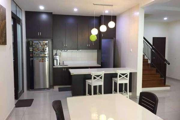 For Sale Semi-Detached at Bandar Parklands, Klang Freehold Fully Furnished 5R/4B 1.48m