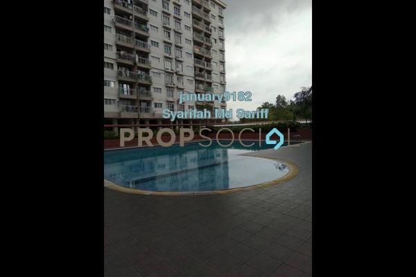 For Sale Apartment at Cahaya Permai, Bandar Putra Permai Freehold Unfurnished 3R/2B 345k