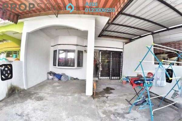 For Sale Terrace at Bandar Teknologi Kajang, Semenyih Freehold Semi Furnished 3R/2B 330k