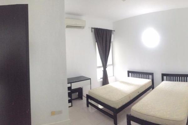 For Sale Condominium at Metropolitan Square, Damansara Perdana Freehold Fully Furnished 3R/2B 570k