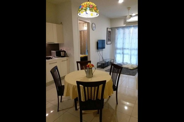 For Rent Condominium at Casa Tropicana, Tropicana Freehold Fully Furnished 2R/2B 2.2k