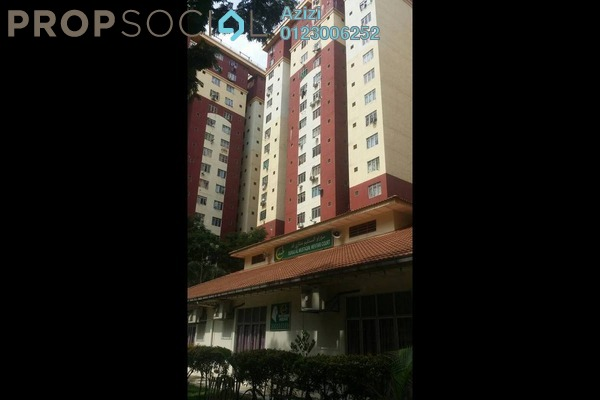 For Sale Apartment at Mentari Court 1, Bandar Sunway Leasehold Unfurnished 3R/2B 250k