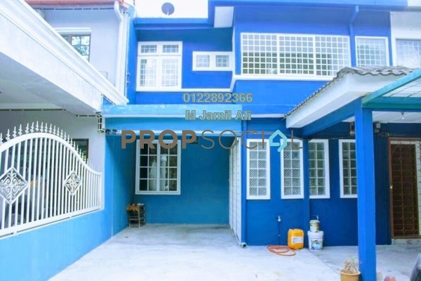For Sale Townhouse at Pandan Indah, Pandan Indah Leasehold Unfurnished 3R/2B 360k