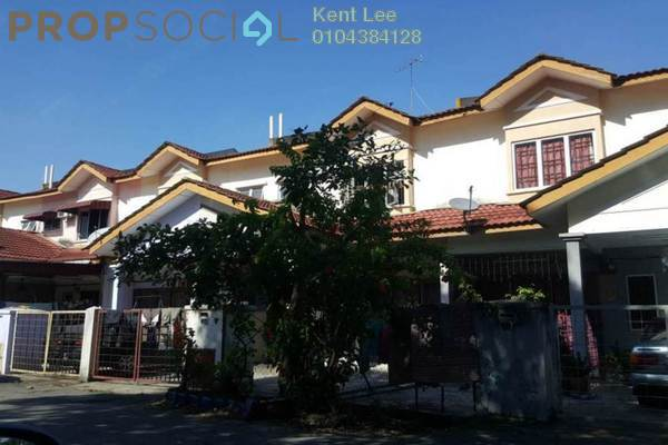 For Sale Terrace at Taman Perepat Indah, Kapar Freehold Semi Furnished 4R/3B 310k